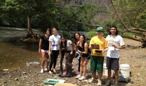 APES River Fieldtrip